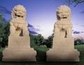 石刻涼亭樓閣牌坊雕像浮雕 4