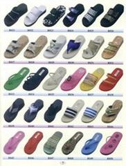 Plastic slipper