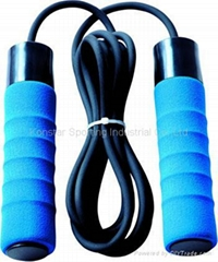 JPR-1201 weighted speed jump rope
