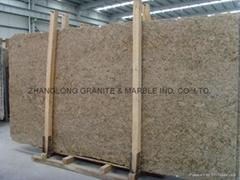 Granite Gang saw slabs