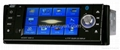 "4.3""Touch screen Car DVD PLAYER"