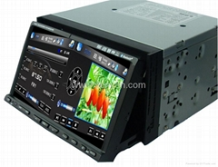"""7""""Double DIN Car DVD player"""