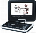 9599 9.8inchPortable DVD/TV/USB/MPEG4