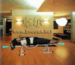 供應家用頸椎腰椎牽引床