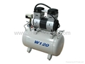 W120 OILess Air Compressor