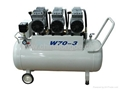 W70-3 OILess Air Compressor