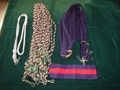 Uniform Accessories/Lanyards, Whistlecords