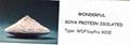 Soya Protein Isolate/WDFSoyPro 920