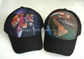 Child Cap with Sublimation Printing