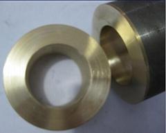 CB-B型齿轮油泵的双金属止推轴承套零件材料