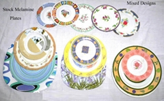Stock Melamine Dinner Ware