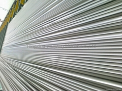 boiler and heat exchanger pipe