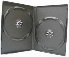 14MM Standarder DVD case 190x135x14mm,Black