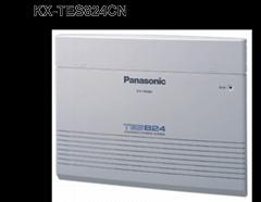 西安松下TES824电话交换机/集团电话/程控交换机