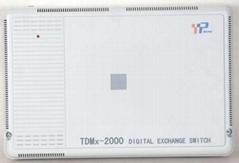 西安威谱TDMX2000F/E/B数字电话交换机/集团电话