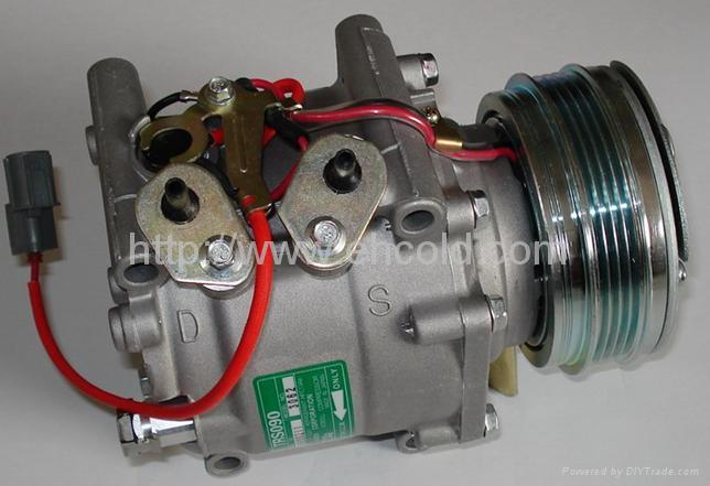 1996 honda civic ac compressor