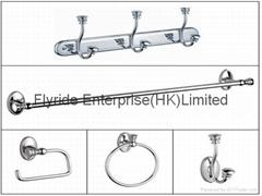 FLRD-BHA BATHROOM FITTINGS,tri-hook,towel bar, towel ring,toilet paper hook