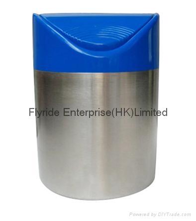 桌面垃圾桶Table dustbin             1