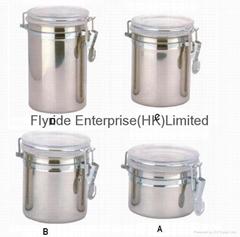 密封罐茶葉罐