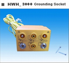 Grounding socket