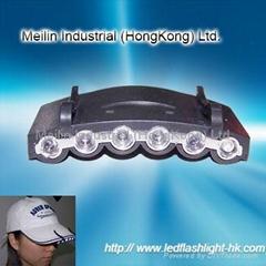 LED帽子灯