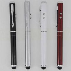 CTP011-具有红激光功能及照明的电容笔