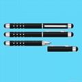 CTP021-適用於所有電容屏手機及平板電腦新款電容筆觸屏筆 1