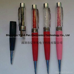 New style Red Laser pointer Usb pen driver