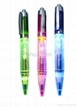 led pen, leght pens, flash pens