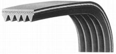 ribbed rubber belt(multi-wedge belt)
