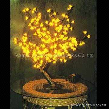 LED Camellia Light 1