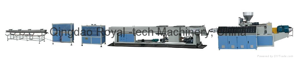 PVC, UPVC Pipe production Line  5