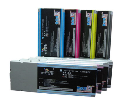 Compatible ink cartridge for Epson 4800 1