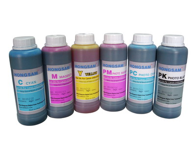 Dye ink or bulk ink/printing ink for Canon w6400/8400 and 7200/8200/6200 1