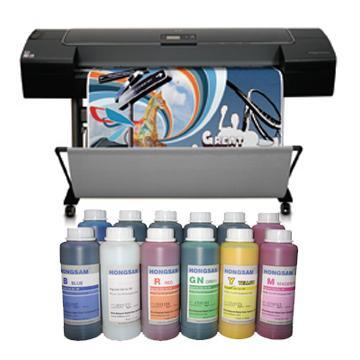 pigment Ink for HPZ3100 1