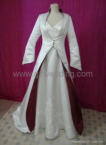 美馨婚紗、晚禮服、花童裝 1