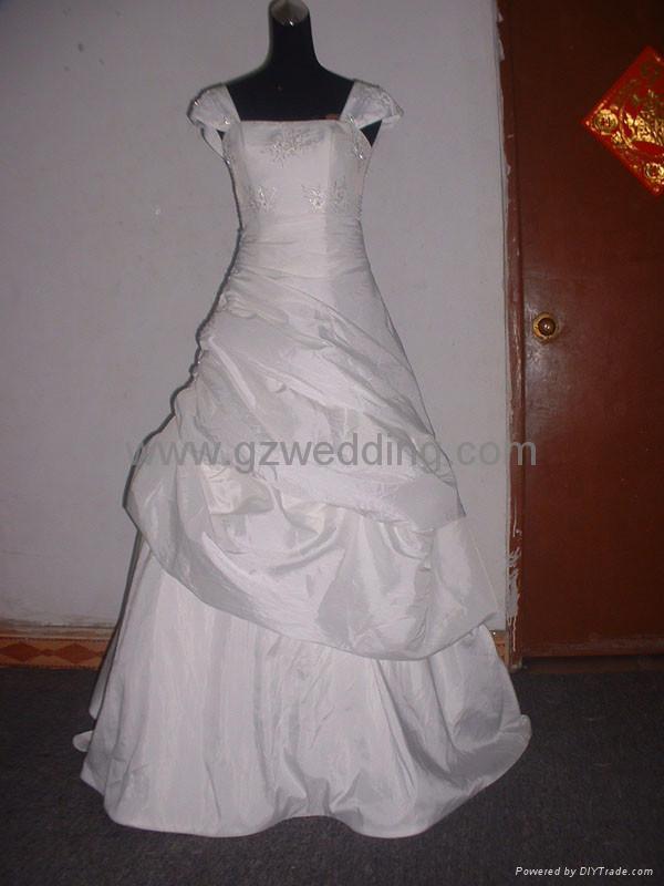 婚紗禮服 4