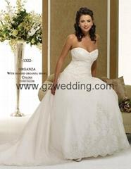 guangzhou phyllis wedding dress co;LED