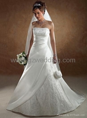 供應婚紗禮服