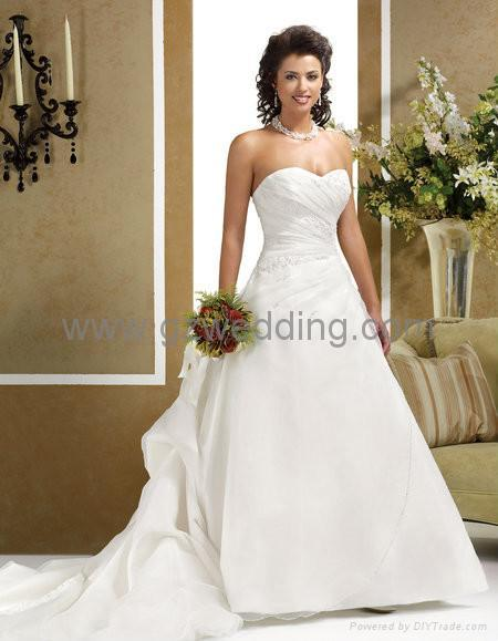 Bridal gown eveing dress wedding dress manufactory in for Guangzhou wedding dress market