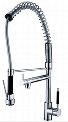 5 year warranty Pull Out Spray Kitchen Faucet & Basin Faucet & Kitchen Sink Mixe
