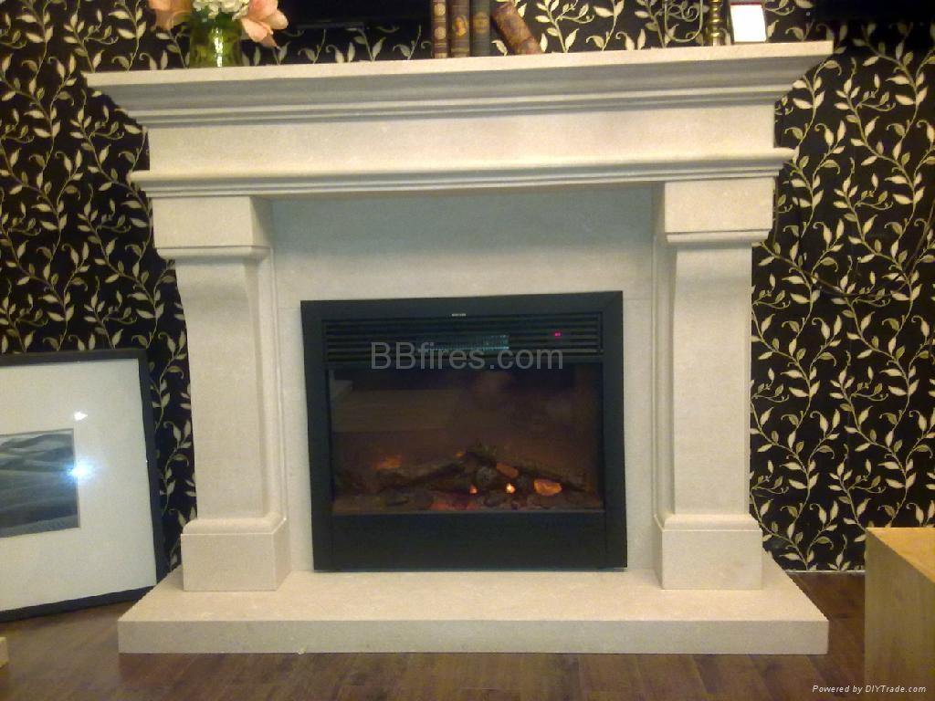 Moca Crema Marble Electric Fireplace Mf1008 Bb Hong Kong Manufacturer Fireplace