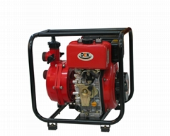 柴油高壓水泵機組