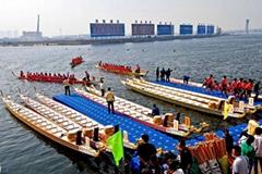 龍舟賽碼頭