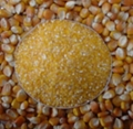 corn grain small pieces