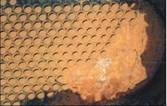 冷凝器、换热器管板的修复防护
