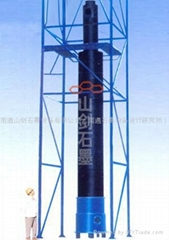 SSL Water Jacketed Graphite HCL Synthesis Furnace