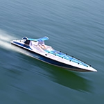 EP/GP JET Speed Boat