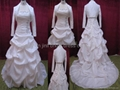 wedding dress&wedding gown&bridal gown&bridal dress