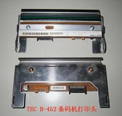 东芝TEC B-452条码机打印头